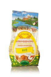 Makaron 4-jajeczny     Ryż